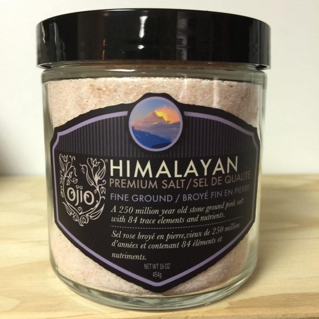 Ojio Himalayan Pink Salt 1lb. Image