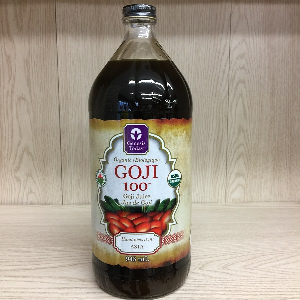 Genesis Today Goji Juice 946ml. Image