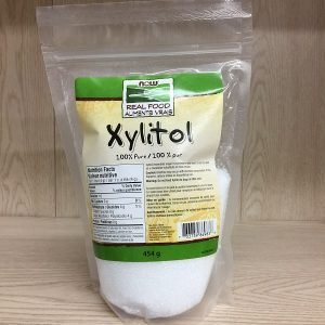Now Foods Xylitol Sweetener - 454g. Image
