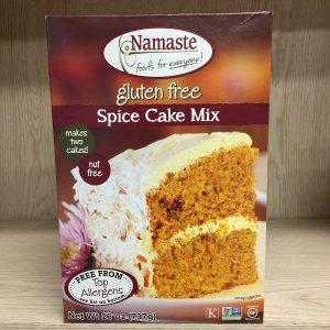 Namaste Foods Allergen-Free Spice Cake Mix - 737g. Image