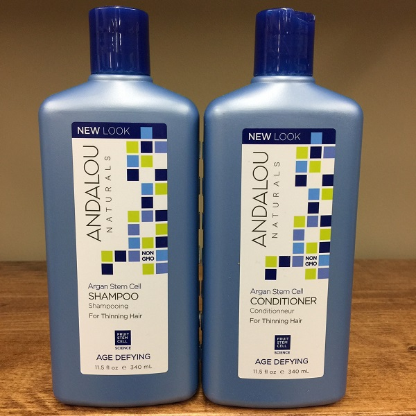 Andalou Age-Defy for thinning hair Shampoo or Conditioner - 340ml. Image