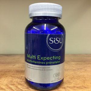 Sisu Prenatal Multi - 120vcps. Image