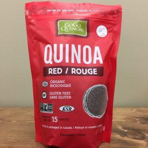 GoGo Quinoa Red - 500g. Image
