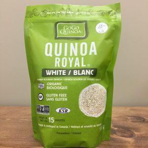 GoGo Quinoa White - 500g. Image