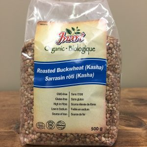 Inari Buckwheat Roasted (Kasha) - 500g. Image