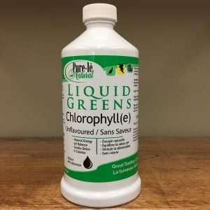 Pure-Le Natural Liquid Greens Chlorophyll - 450ml. Image