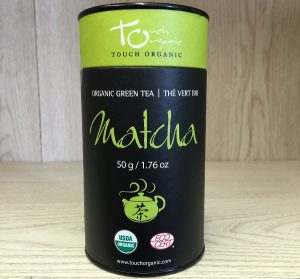 Touch Organic Teas Matcha Green Tea powder 50g. Image