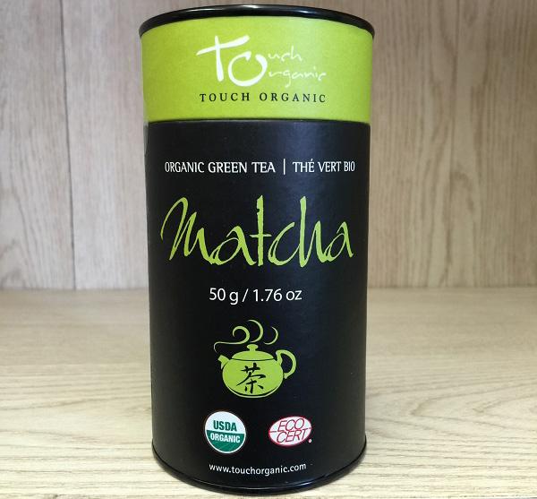 Touch Organic Teas Matcha Green Tea powder 50g. Image
