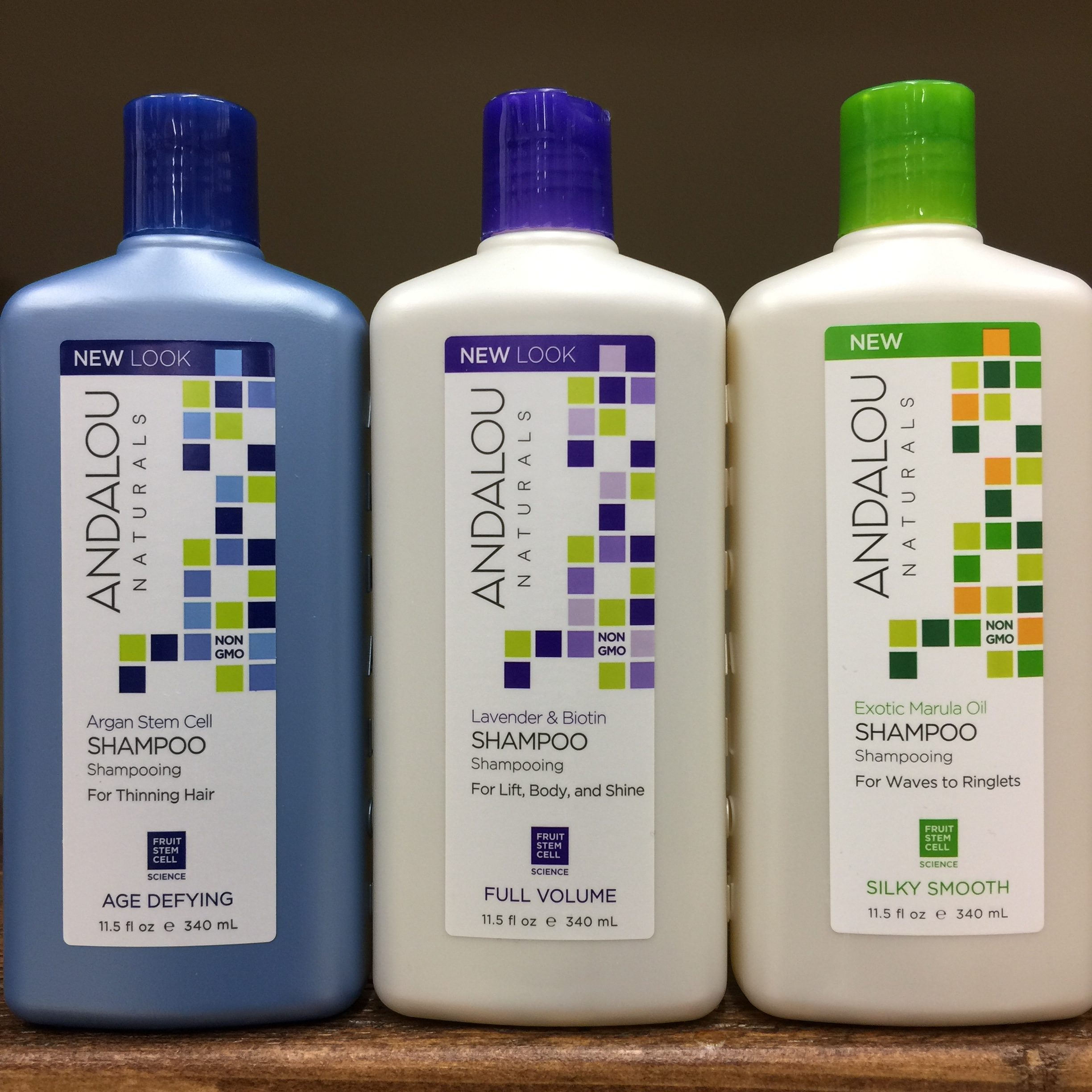 Andalou Shampoo or Conditioner 340ml. - variety of types Image